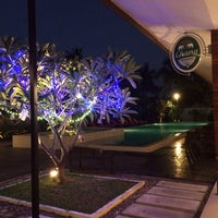 Photo taken at The Living Pool Villas by Wilaiporn T. on 2/8/2014