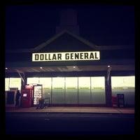 Photo taken at Dollar General by Joshua C. on 11/13/2012