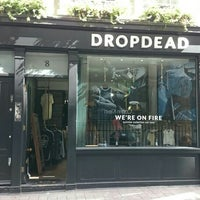 Photo taken at Drop Dead by Margaux O. on 9/12/2015