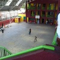 Photo taken at Escuela Isabel Riquelme by Pablo M. on 11/17/2013