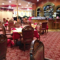 Photo taken at Tandoor Cuisine of India by Akiko I. on 1/31/2015