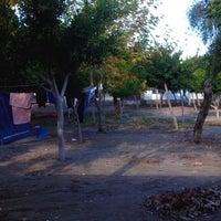 Photo taken at Su Plaj Kampı by Hamit K. on 10/19/2013