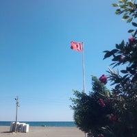 Photo taken at Su Plaj Kampı by Hamit K. on 10/6/2013