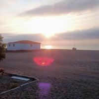 Photo taken at Su Plaj Kampı by Hamit K. on 10/5/2013