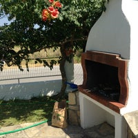 Photo taken at Villa Alexandra by Cosmin P. on 8/25/2013