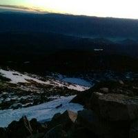 Photo taken at вр. Безбог, 2645м / Bezbog peak, 8677ft by Petar T. on 12/29/2015