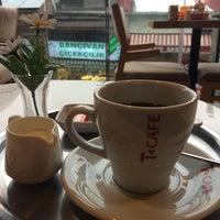 11/7/2015 tarihinde Çiğdem Ç.ziyaretçi tarafından T-Cafe'de çekilen fotoğraf