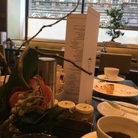 Photo taken at HADRIAN'S brasserie | Balmoral Hotel by Hanadi on 1/6/2017