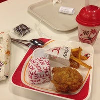 Photo taken at KFC by Brasie V. on 3/20/2013