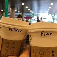 Photo taken at Starbucks Coffee by Volodymyr B. on 1/11/2018