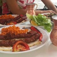 Photo taken at Urfa Ciğer ve Kebapçısı by Zeynep Ö. on 6/20/2014