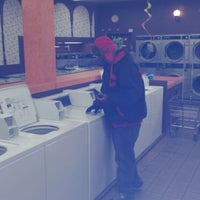 Photo taken at Laundryland by Eric S. on 2/13/2015