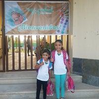 Photo taken at Centro Educativo Montessori Naj Paalaal by Héctor M. on 8/27/2018