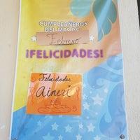 Photo taken at Centro Educativo Montessori Naj Paalaal by Héctor M. on 2/16/2018