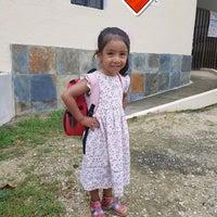 Photo taken at Centro Educativo Montessori Naj Paalaal by Héctor M. on 8/28/2017