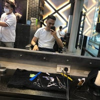 Photo taken at Sports Barbers by Jay D. on 1/10/2018