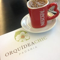 Photo taken at Orquidea Chic Pães e Doces by Michelle M. on 10/17/2013