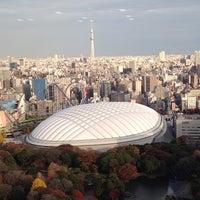 Photo taken at Sumitomo Fudosan Iidabashi First Tower by Nobuhiko W. on 11/28/2013