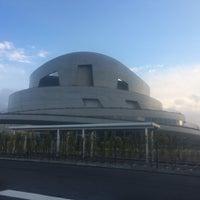 Photo taken at 新潟市秋葉区文化会館 by Osamu S. on 2/25/2016
