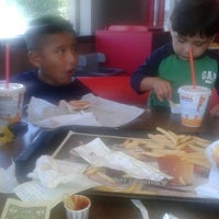 Photo taken at Burger King by Rosa C. on 9/25/2013