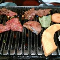 Photo taken at 焼肉・韓国料理 京園 by soranokuzu on 11/22/2015