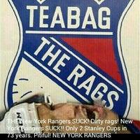 Photo taken at New York Islanders Team Store by Ryan Adrian H. on 10/20/2013