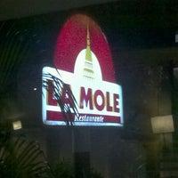 Photo taken at La Mole by José Telmo on 2/7/2013