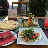 Photo taken at Restaurace Pizzerie Na náměstí by Radoslav P. on 8/19/2016
