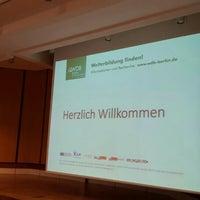 Photo taken at Bildungs- und Technologiezentrum der Handwerkskammer Berlin by Peter S. on 6/24/2015