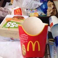 Photo taken at McDonald's by Matteo M. on 9/30/2013
