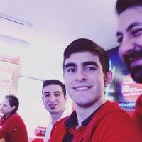 Photo taken at Vodafone Avcılar by Ilkay A. on 11/25/2015