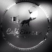 Photo taken at Café Einraum by ខ្មែរ គ. on 9/1/2014