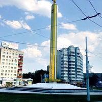 Photo taken at Площадь Победы by Тот С. on 6/16/2015