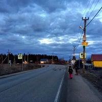 Photo taken at Андреевка by Тот С. on 4/10/2016