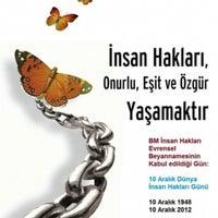 Photo taken at URANSAN HOLDİNG OFiS by Onur D. on 12/10/2013