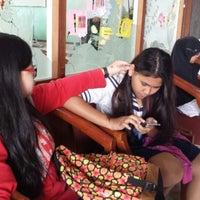 Photo taken at Sekolah Globe National Plus by Debora S. on 2/25/2014