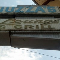 Photo taken at Liuzza's By The Track by Sean S. on 4/26/2013