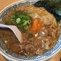 Photo taken at 丸源ラーメン 出雲店 by harahito on 4/2/2016