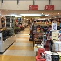 Photo taken at Odyssey Book Shop by Bala J. on 4/3/2018