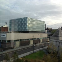 Photo taken at Liverpool Science Park IC 2 by Tim M. on 10/19/2012