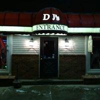 Photo taken at DJ's Restaurant by Matthew G. on 1/19/2013