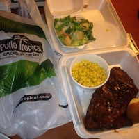 Photo taken at Pollo Tropical by Dante C. on 12/12/2013