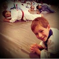 Photo taken at Super Kicks Karate by Don A. on 5/22/2017