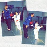 Photo taken at Super Kicks Karate by Don A. on 6/6/2016