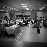Photo taken at Super Kicks Karate by Don A. on 5/8/2017