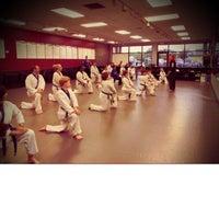 Photo taken at Super Kicks Karate by Don A. on 6/19/2017