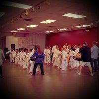 Photo taken at Super Kicks Karate by Don A. on 9/19/2016