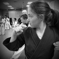 Photo taken at Super Kicks Karate by Don A. on 3/13/2017
