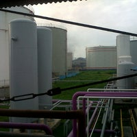 Photo taken at PT.Wilmar Chemical Indonesia by Dian A. on 10/6/2013