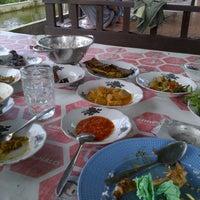 """Photo taken at Pondok Pindang """"Bu Sri"""" by Hery S. on 1/27/2013"""